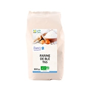 Farine de blé T65 bio