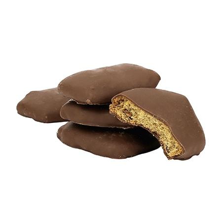 Crousti noisettes au chocolat au lait bio