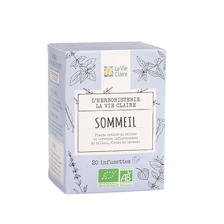 Infusion sommeil bio