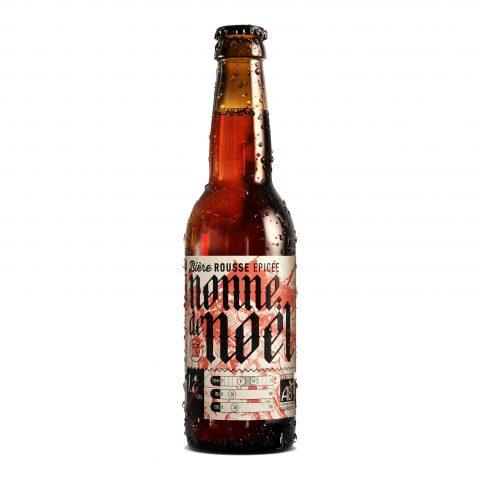 Bière Nonne de Noël bio