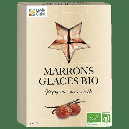 Marrons glaçés bio 1