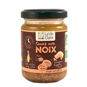 Sauce aux noix bio