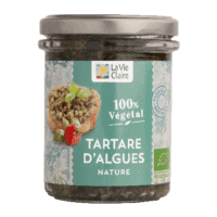 Tartare d'algues nature bio grand format