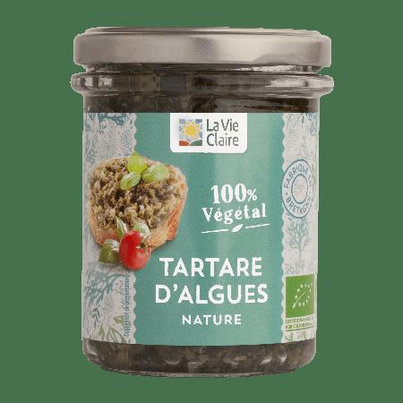 Tartare d'algues nature bio grand format