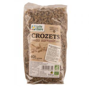 Crozets au sarrasin