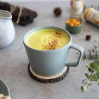 Golden milk au curcuma