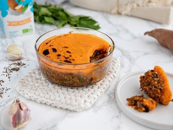 Fusilli sans gluten sauce champignons 3