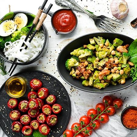 Focus sur le régime alimentaire végétarien 1