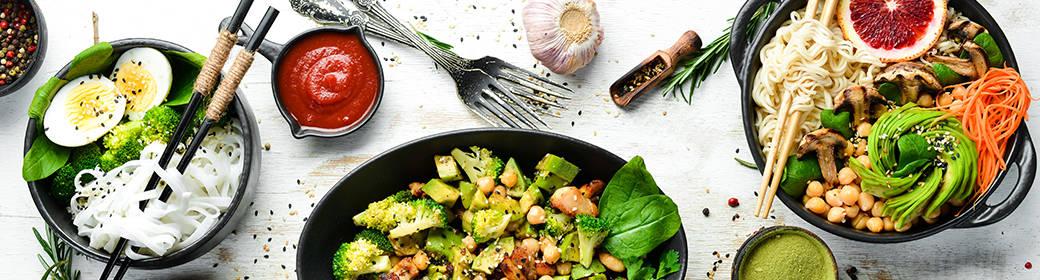 Focus sur le régime alimentaire végétarien