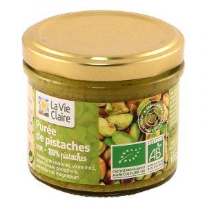purée pistache
