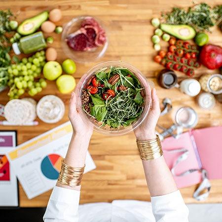 Naturopathie et alimentation
