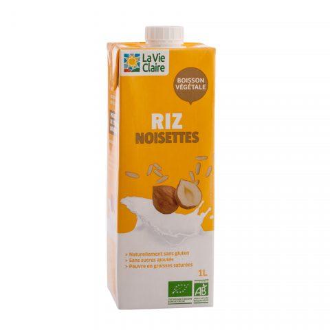 boisson riz noisettes