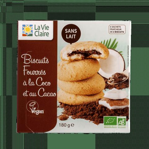 biscuits choco coco vegan