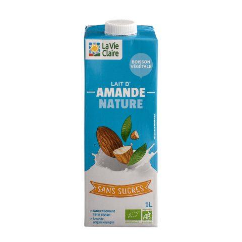 lait amande nature
