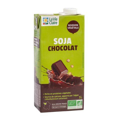 boisson soja chocolat