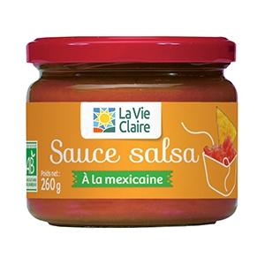 sauce salsa mexicaine