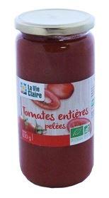 tomates entieres pelees