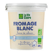 fromage blanc chevre
