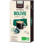 capsule cafe bolivie