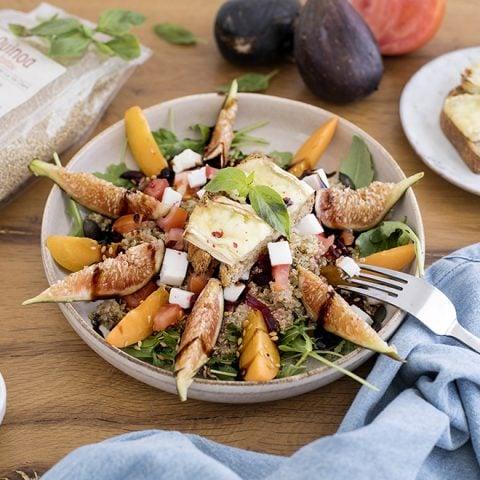 salade de quinoa figues