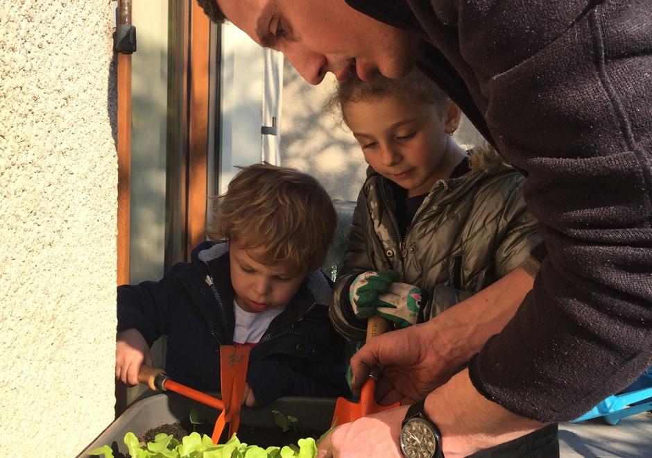 fruit et legumes enfants