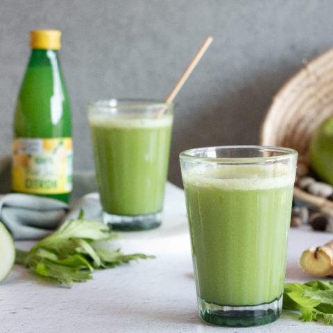 super jus green