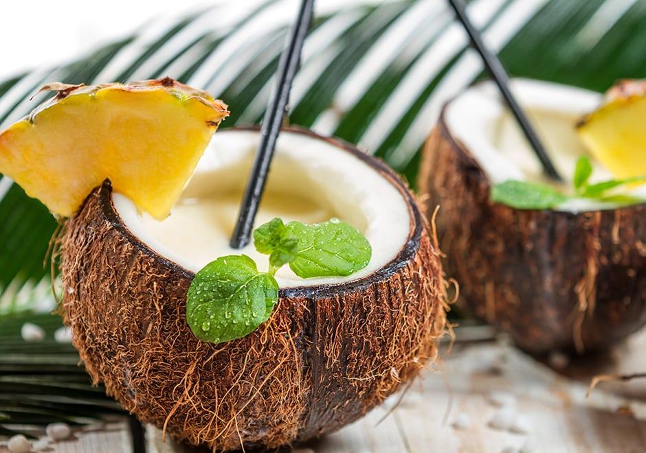 noix de coco à boire