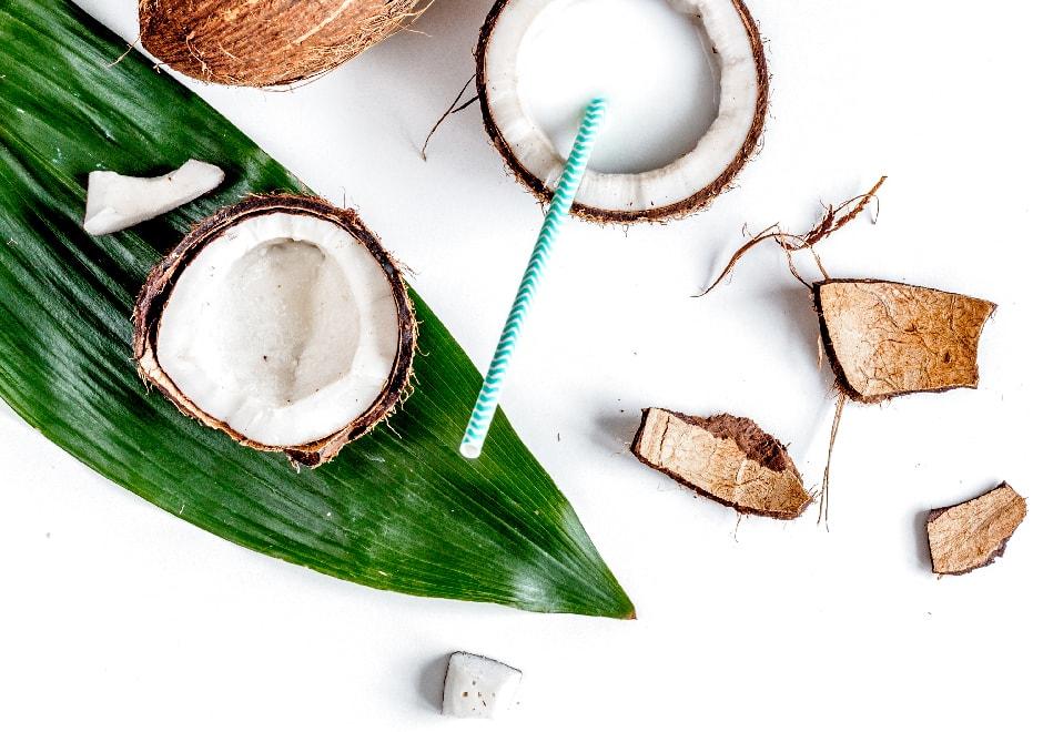 Noix de coco aspect
