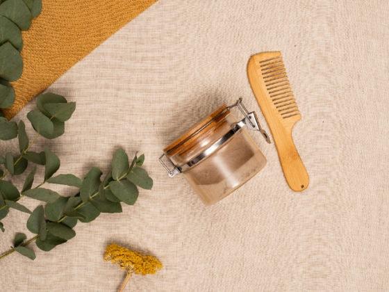 Masque ultra nourrissant pour cheveux secs 1