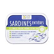 sardines huile olive
