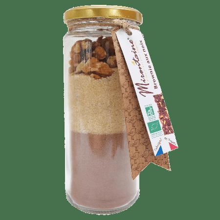 Kit de préparation pour brownie bio