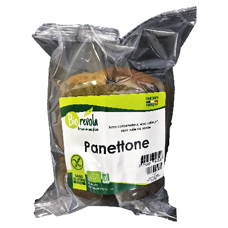 Panettone sans gluten