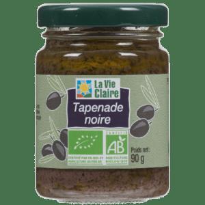 Tapenade d'olives bio