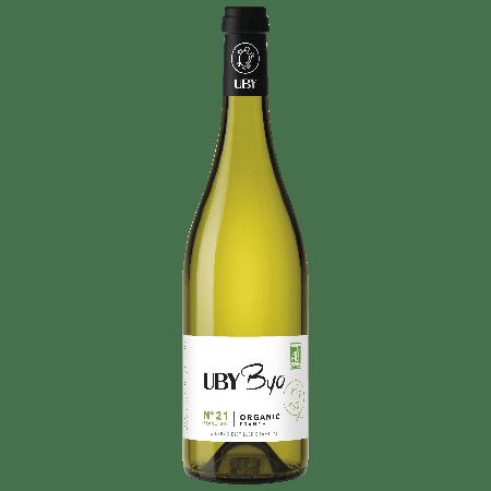 Vin blanc sec IGP Gascogne bio