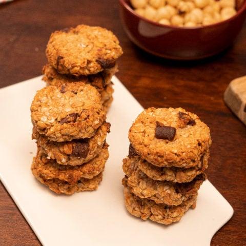 Cookies muesli au chocolat