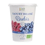 yaourt brebis