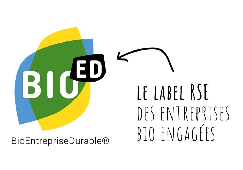 La Vie Claire labellisée BioEd® pour la 3ème fois consécutive !