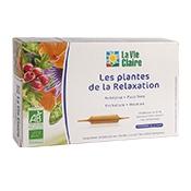 Les plantes de la relaxation