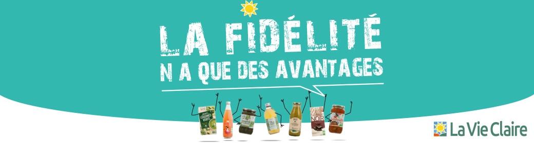 Liste des magasins adhérents au programme de fidélité La Vie Claire 1