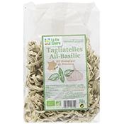Tagliatelles ail basilic