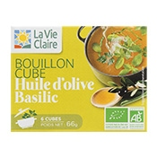 Bouillon cube huile d'olive