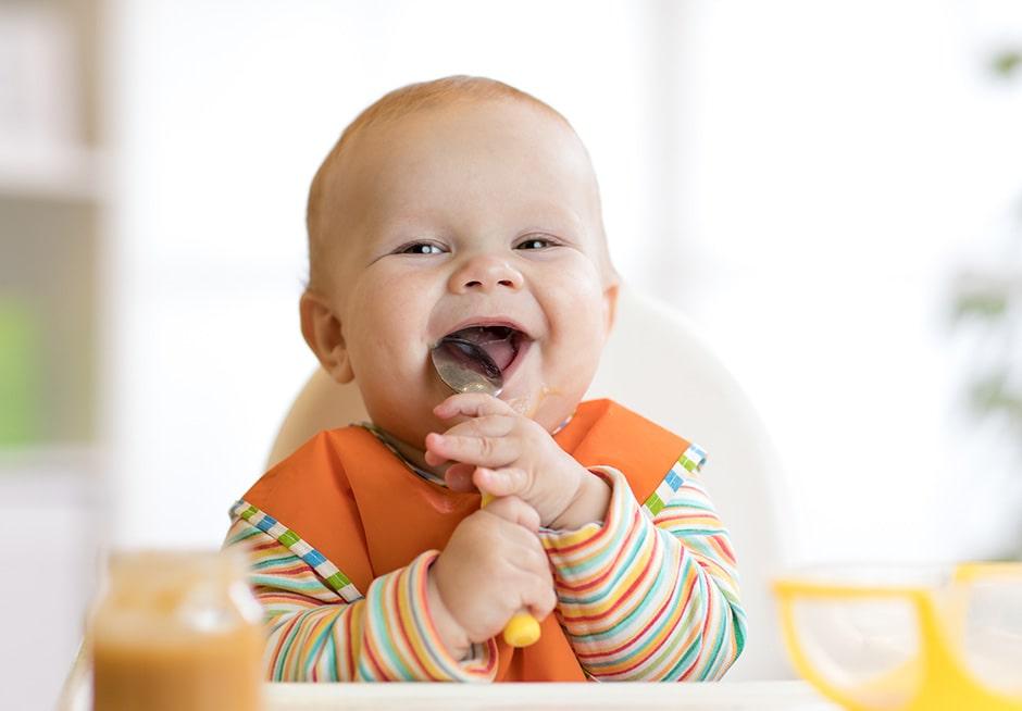 Diversification alimentaire enfant