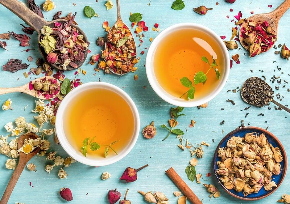 Focus sur les thés bio