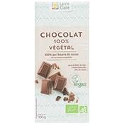 Chocolat végétal